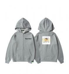 Girls Zip Up Sweatshirt Troye Sivan Sweatshirt