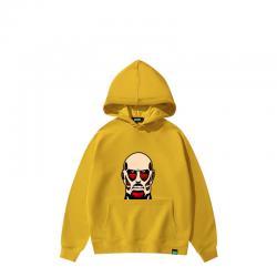 Girls Sweatshirt Friends Attack on Titan Sweatshirt