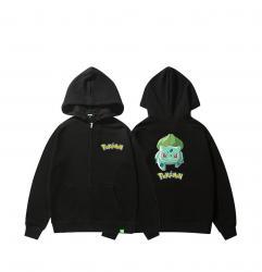 Pokemon Bulbasaur Hoodies Cute Sweatshirts For Girls