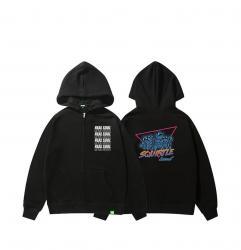 Pokemon Squirtle hooded sweatshirt Girls Zip Hoodie