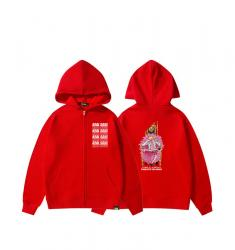 One Piece Boys Hooded Coat