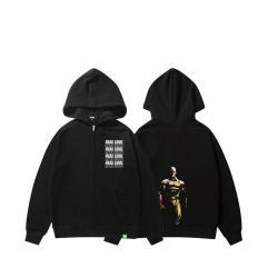 One Punch Man Hooded Jacket Baby Girl Zip Up Hoodie