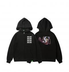Luffy hooded sweatshirt One Piece Anime Little Girl Hoodies