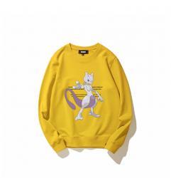 Pokemon Mewtwo Hoodie Cute Sweatshirts For Teens