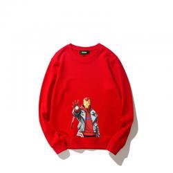 Marvel Iron Man Sweatshirt original design Hoodie Jacket For Boys