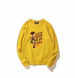 Disney Toy Story Woody Sweatshirt Couple Sweatshirts