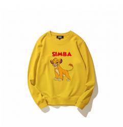 Disney The Lion King Sweater Cute Couple Hoodies
