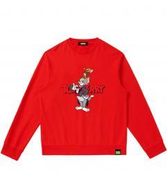 Baby Girl Hoodie Tom and Jerry Sweatshirt