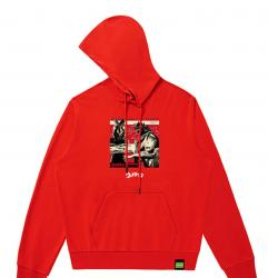 Boys Hooded Tops Ultraman Sweatshirt