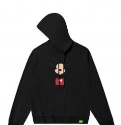 Disney Mickey Mouse Hooded Coat Hoodie Jacket For Boys