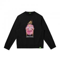 Doflamingo Sweater One Piece Anime Hoodies For Boys Kids