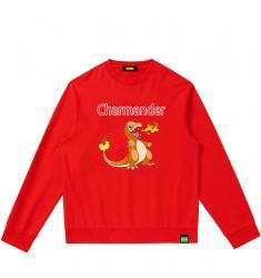 original design Charmander Cute Boys With Hoodies Pokemon hooded sweatshirt