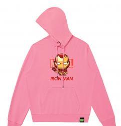 Kids Pullover Hoodie Iron Man hooded sweatshirt