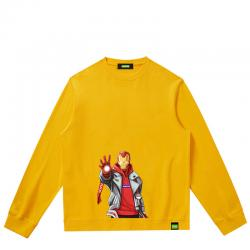 Marvel Iron Man Sweatshirts Hoodie Teens