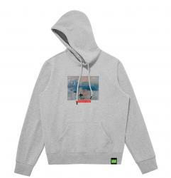 Famous Painting Impression Sunrise Sweatshirt Hoodies For Teenage Girl