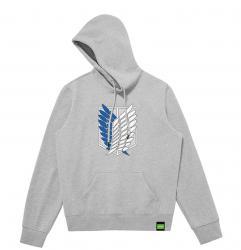 investigation team Cute Sweatshirts For Teens Attack on Titan Hoodies