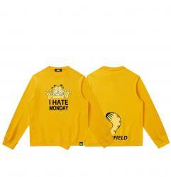 Garfield Coat original design Couple Hoodie