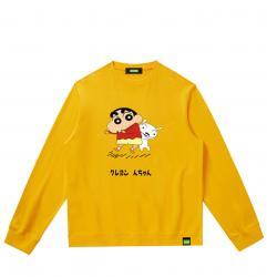 original design Kids Hoodies Boys Crayon Shin-chan Tops