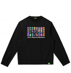 JoJo Bizarre Adventure Sweatshirt original design Cute Couple Sweatshirts