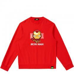 Marvel Iron Man Tops Couple Hoodies Cheap