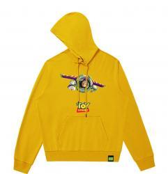 Disney Toy Story Buzz Lightyear hooded sweatshirt Cute Sweatshirts For Teens