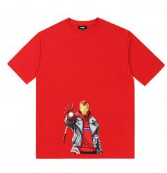 Marvel Tee Iron Man Cute T Shirts For Girls