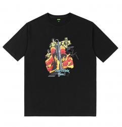 Bruce Lee Tshirt Kids Yellow Shirt