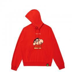 Lovely Boys Pullover Sweatshirt Crayon Shin-chan Jacket