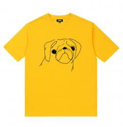 Bulldog Shirt Cute Cool Family Tees