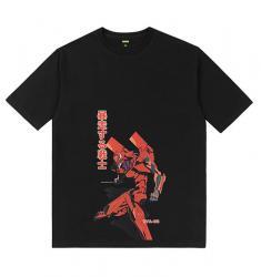 Cool EVA Couple T Shirt Black