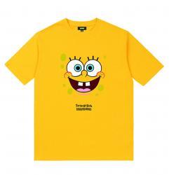 SpongeBob SquarePants Patrick Star Shirts Custom Kids Shirts