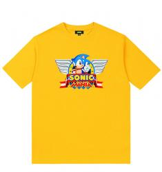 Quality Sonic the Hedgehog Stylish T Shirt For Girl