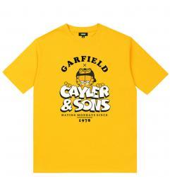 Garfield Shirt Black Couple Shirts