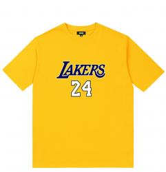 Quality NBA Kobe Bryant Tee Couple