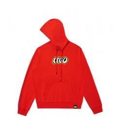 Lego Logo Tops Hoodies For Teenage Guys