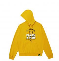 Garfield Coat Boys Pullover Sweatshirt