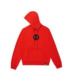 Marvel Deadpool Logo Hoodie Kids Hooded Jacket