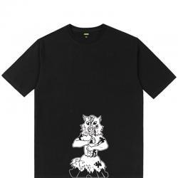 Demon Slayer Hashibira Inosuke Tshirts Couple In One Shirt
