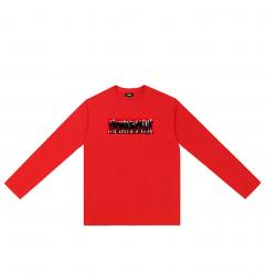 Haikyuu Members Long Sleeve T-Shirts Original Design Personalized Couple Shirt Designs