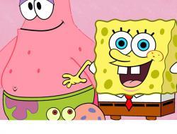 Patrick Star T-Shirt SpongeBob SquarePants Boys Tee Shirts