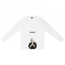 Long Sleeve Eminem Unique Couple T Shirt