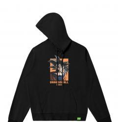 Dbz Super Hoodies Son Goku Cute Sweatshirts For Girls