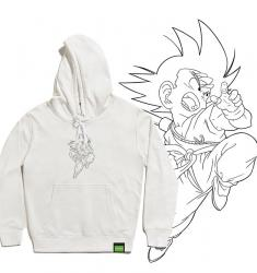 Dragon Ball Monkey King Reloaded Tops Boys Hooded Sweatshirt