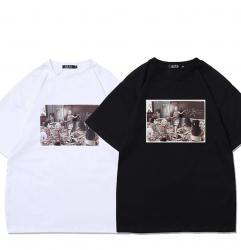 Dragon Ball Z Master Roshi Tees Boys White T Shirt