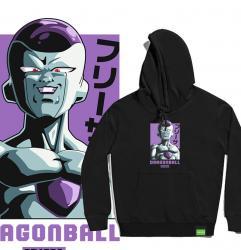 Frieza hooded sweatshirt Dragon Ball Kids Sweatshirts