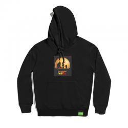 Master Roshi Hooded Coat Dragon Ball Sweatshirts For Teenage Girl