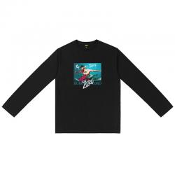 One Piece Anime Long Sleeve Shirts Roronoa Zoro Boys Tee Shirts