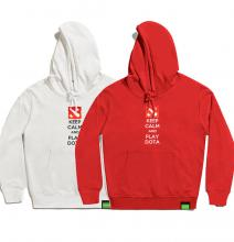 Keep Calm Boys Pullover Sweatshirt DOTA 2 Hoodies