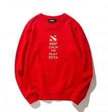 DOTA 2 Hoodie original design Sweatshirts For Teenage Girl