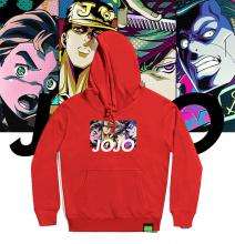 JoJo Bizarre Adventure Jotaro Kujo Jacket original design Hooded Sweatshirts For Kids
